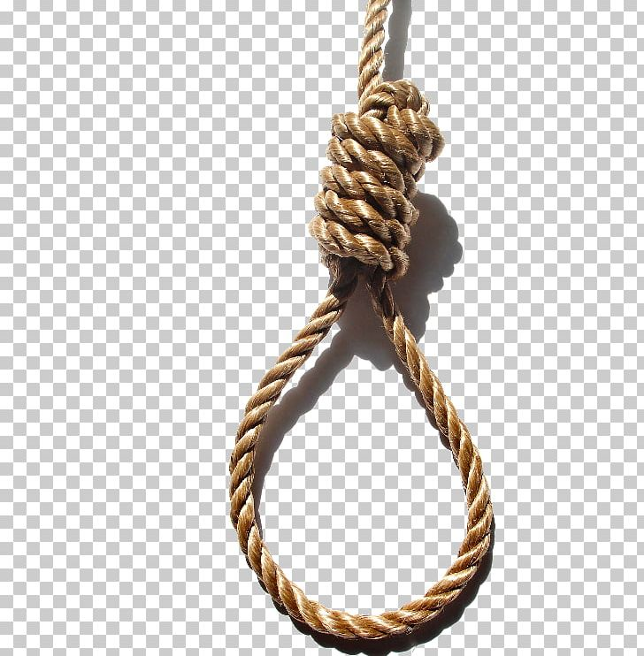 Suicide By Hanging Knot Noose Suicide By Hanging PNG.