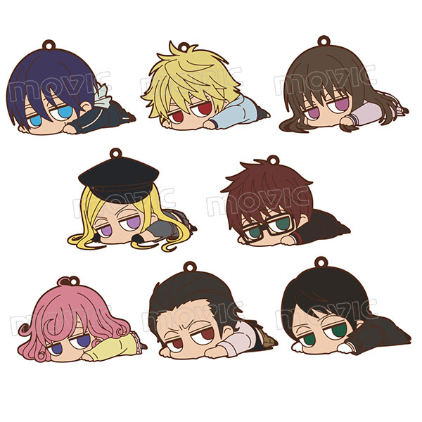 Noragami ARAGOTO Darun Rubber Strap Collection: Yato.