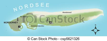 Stock Illustration of Map.
