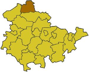 Nordhausen (district).