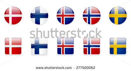 Nordic Countries Stock Photos, Royalty.