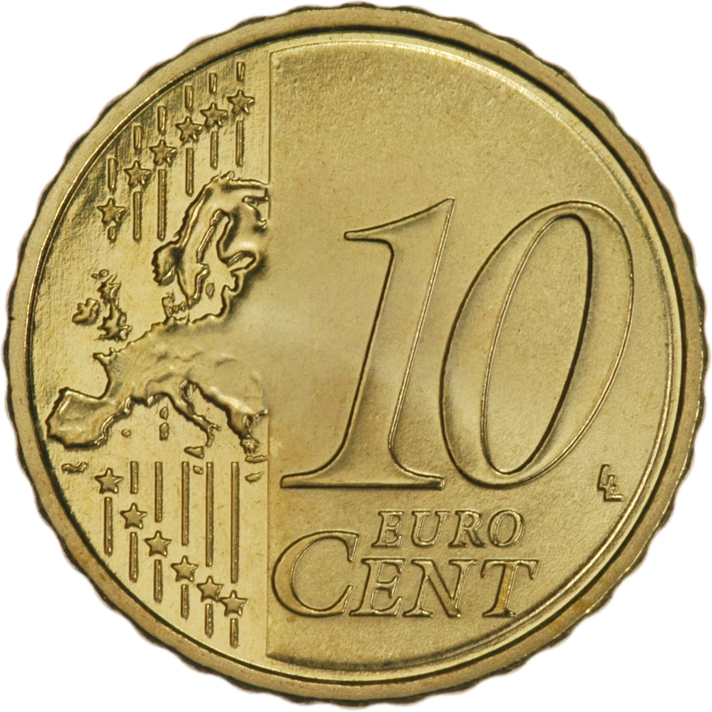 Euro coin pictures and specifications.
