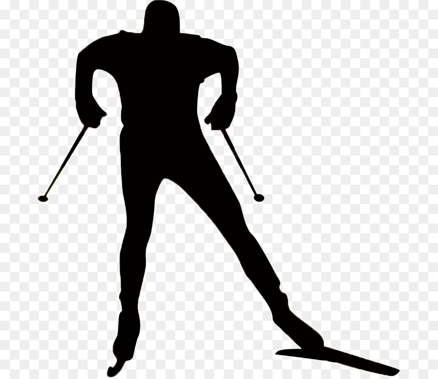 nordic skier clipart Cross.