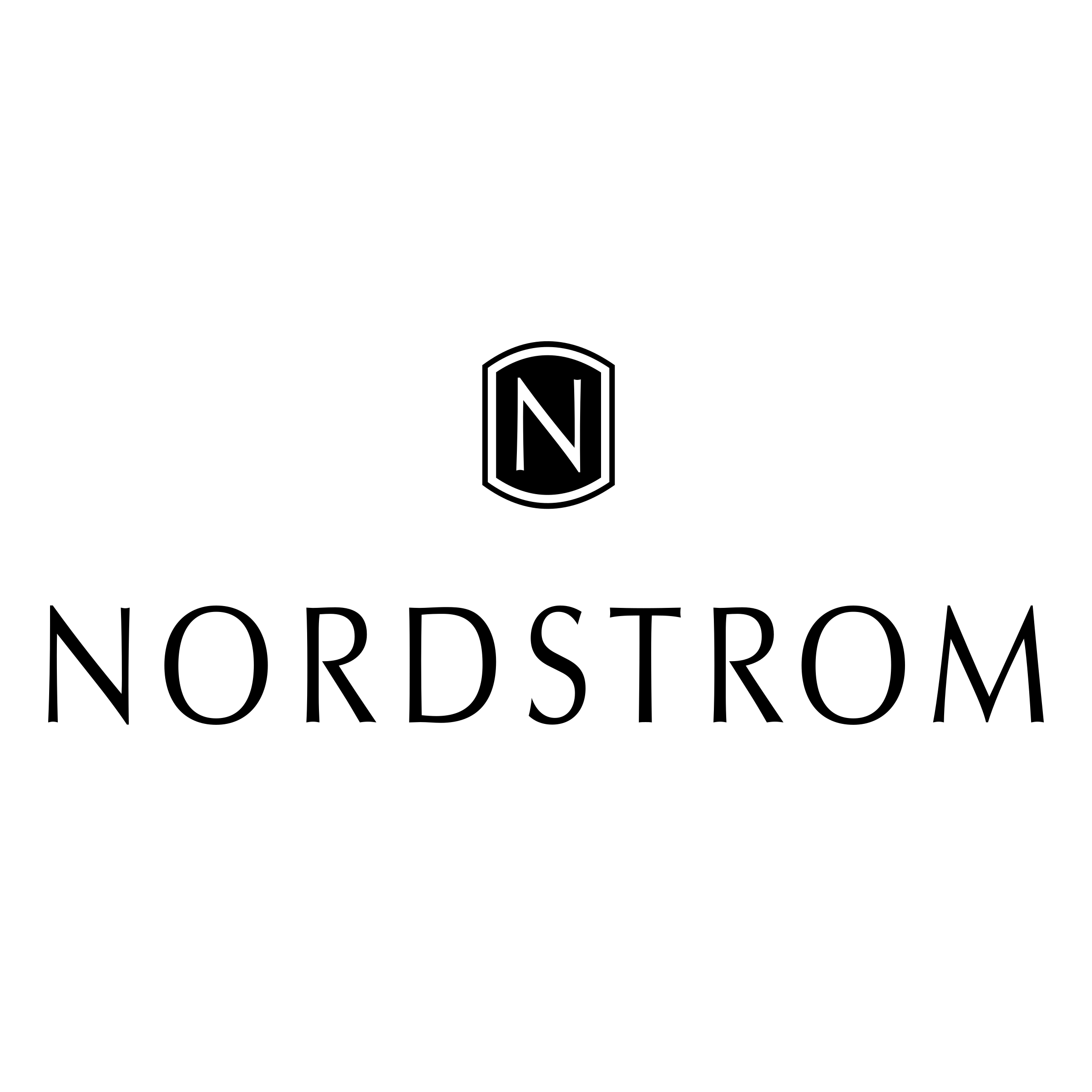 Nordstrom Logo PNG Transparent & SVG Vector.