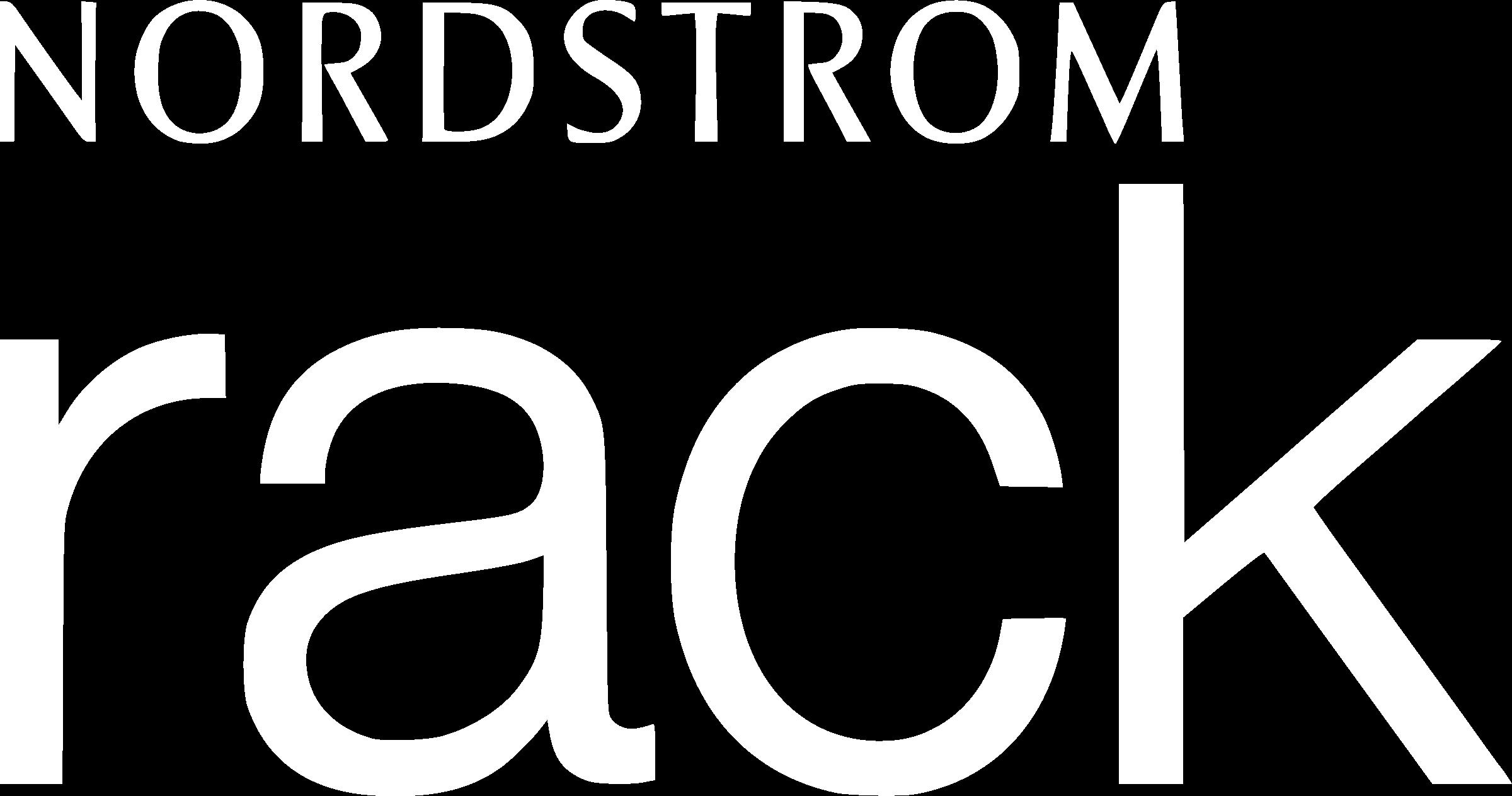 Nordstrom Rack Logo PNG Transparent & SVG Vector.