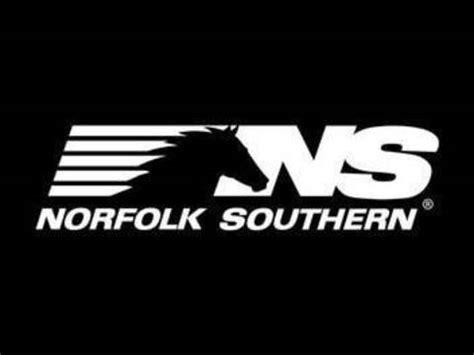 Norfolk southern railroad Logos.