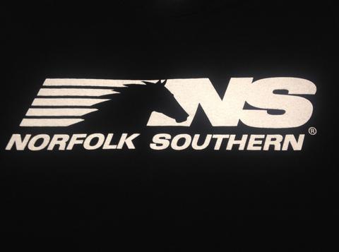 NS (Norfolk Southern) Logo Shirt.