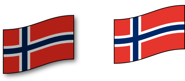 Norwegian Flag Clip Art at Clker.com.