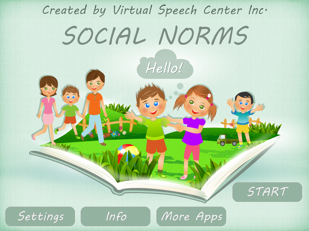 Norms clipart.