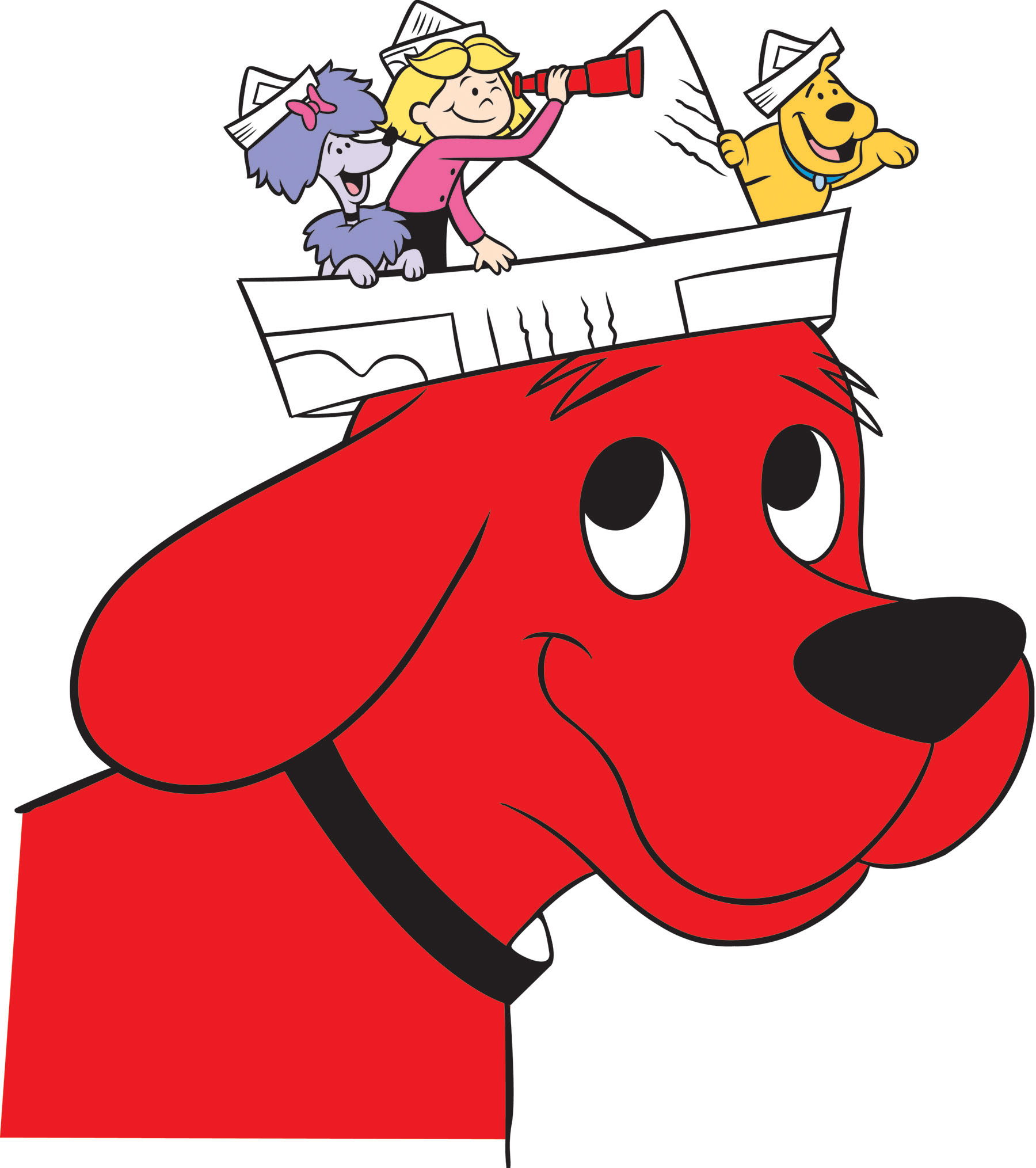 Clifford Clifford The Big Red Dog And Logos Are Trademarks Of.
