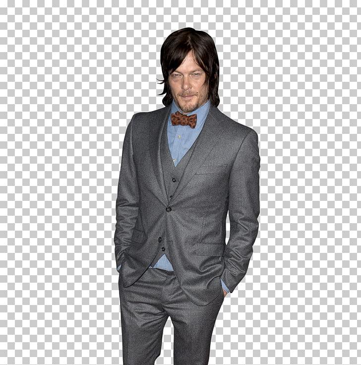 Norman Reedus Daryl Dixon The Walking Dead Michonne Blazer.