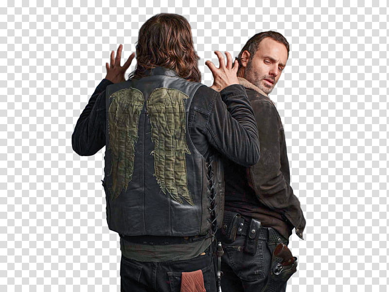 Rick Daryl Andrew Lincoln Norman Reedus.