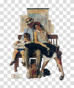 Norman Rockwell Museum transparent background PNG cliparts.