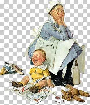 45 norman Rockwell PNG cliparts for free download.