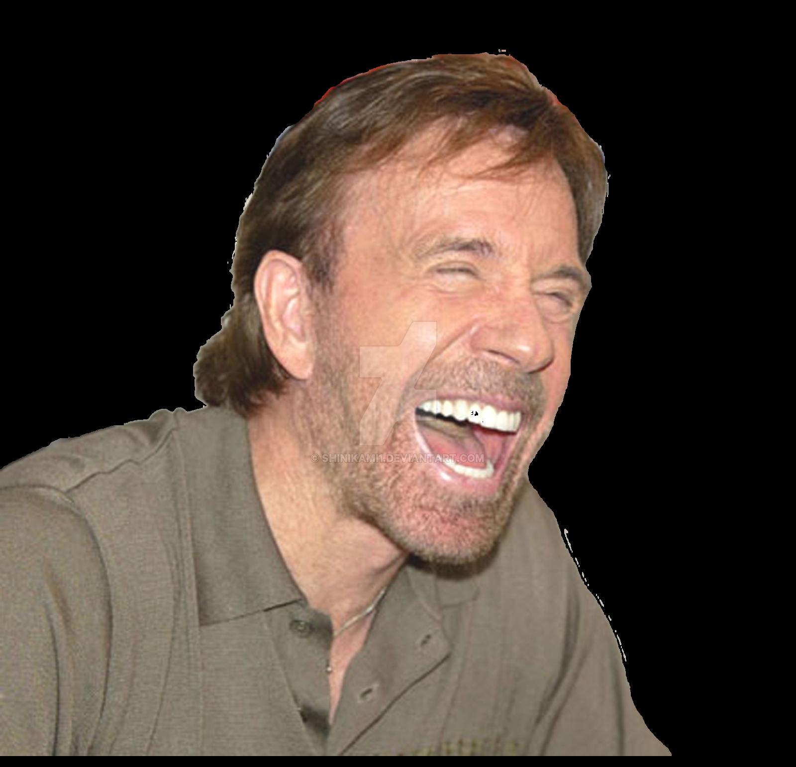 Chuck Norris PNG Clipart.