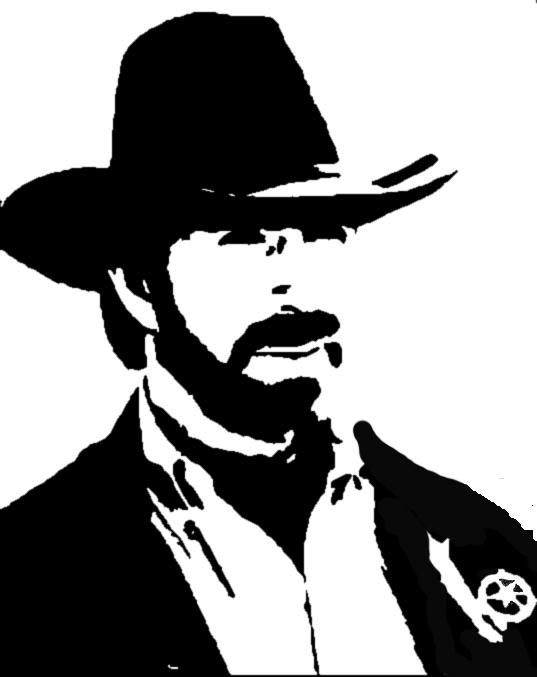 Do What Would Chuck Norris Clip Art.