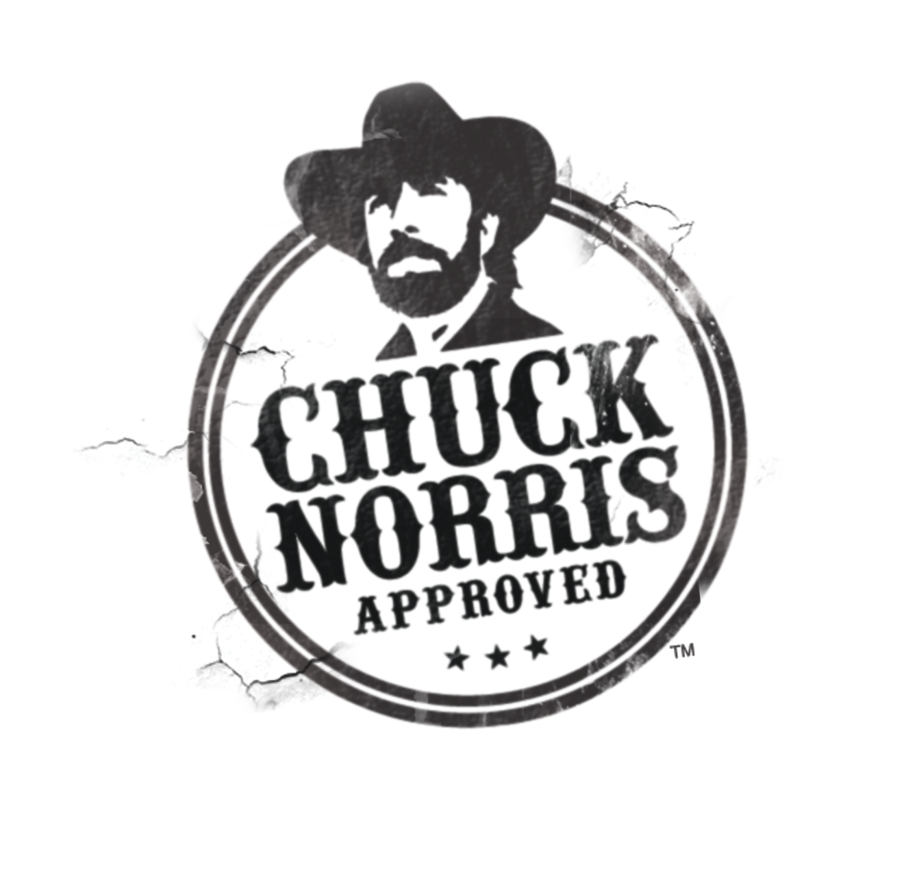 CHUCK NORRIS APPROVED.