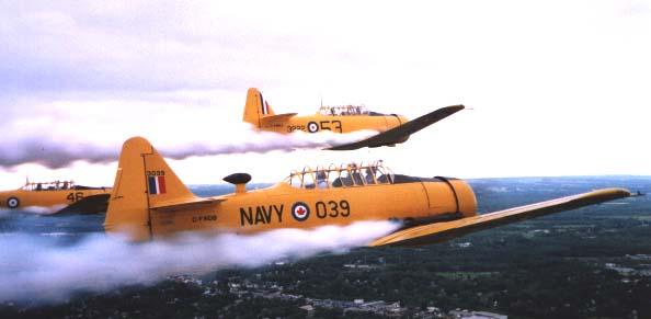 North American Harvard aircraft profile. Aircraft Database of the.