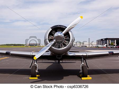 Stock Image of American AT.