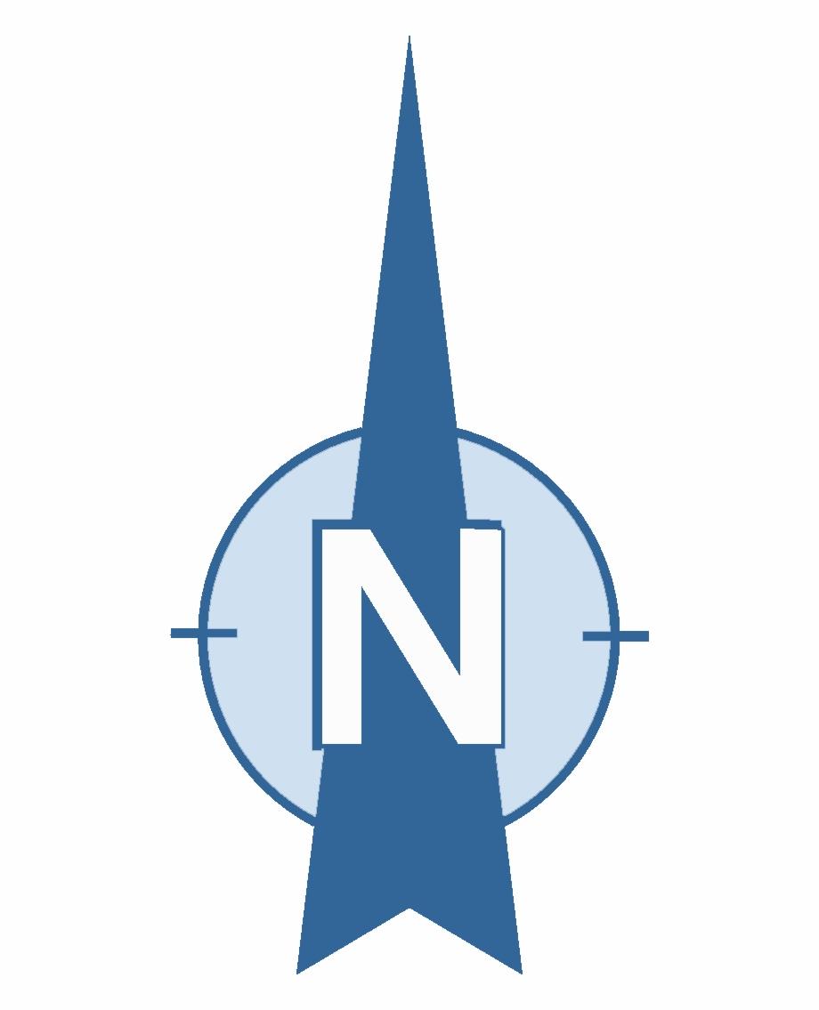 Clipart North Arrow Image.