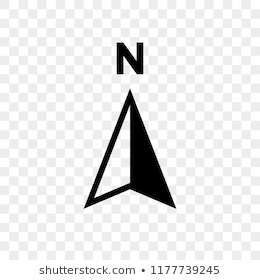North Arrow Png (98+ Images In Collectio #474949.