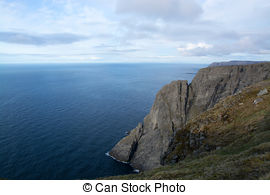 Stock Images of North Cape, Norway.