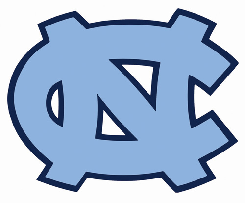 North carolina basketball Logos.