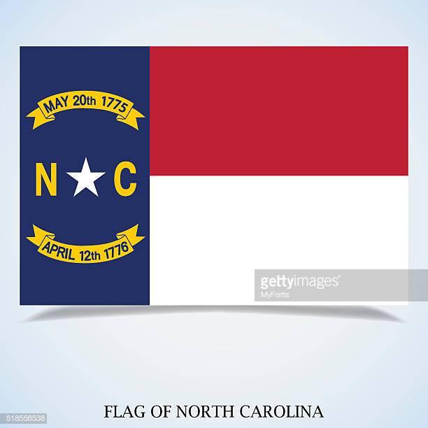 20 North Carolina State Flag Stock Illustrations, Clip art.