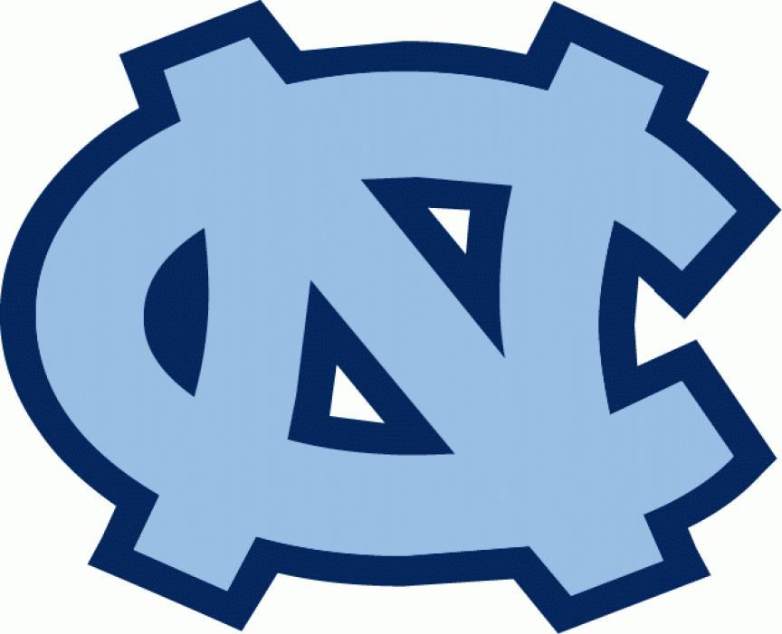 North Carolina Tar Heels.