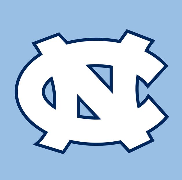 NC Tar Heels Logo Images.
