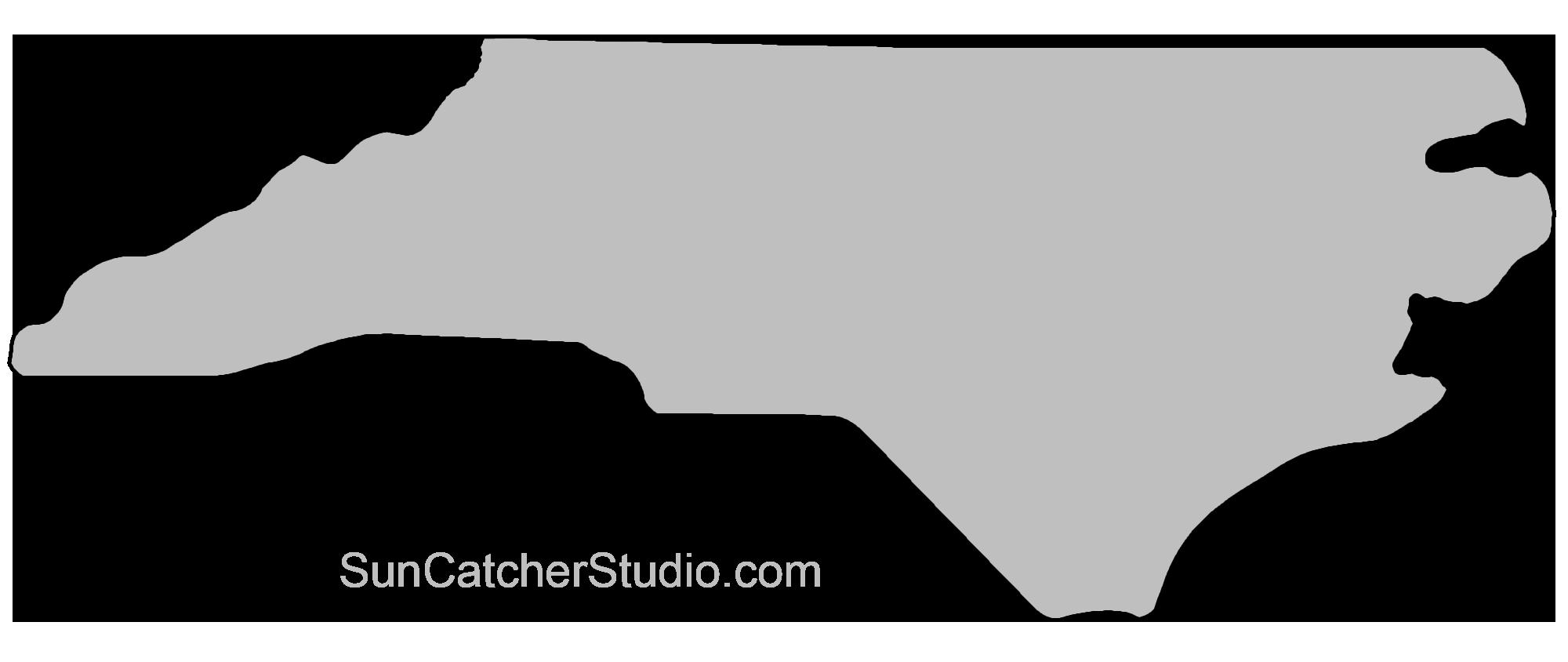 Flag of North Carolina Clip art South Carolina Map.