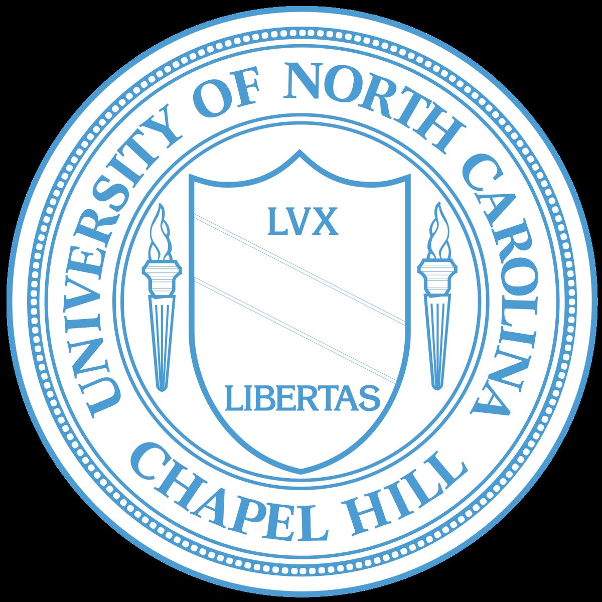 University of North Carolina at Chapel Hill.