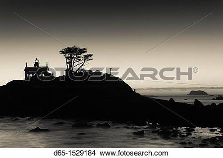 Stock Photo of USA, California, Northern California, North Coast.