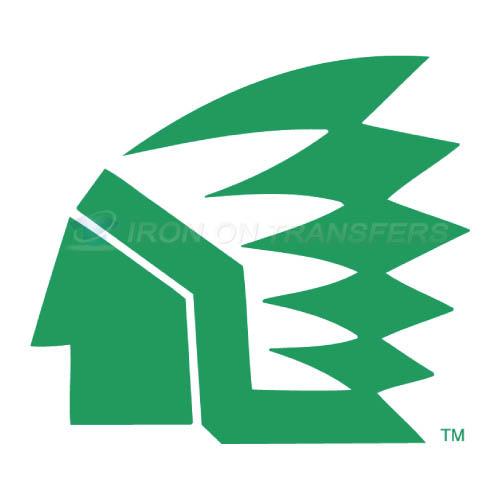 North Dakota Fighting Sioux Logo T.