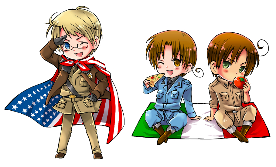 Axis Powers: Hetalia/#1211798.