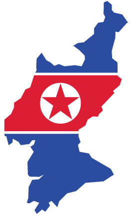 North Korean Army Vector, North Korea Free Clipart.