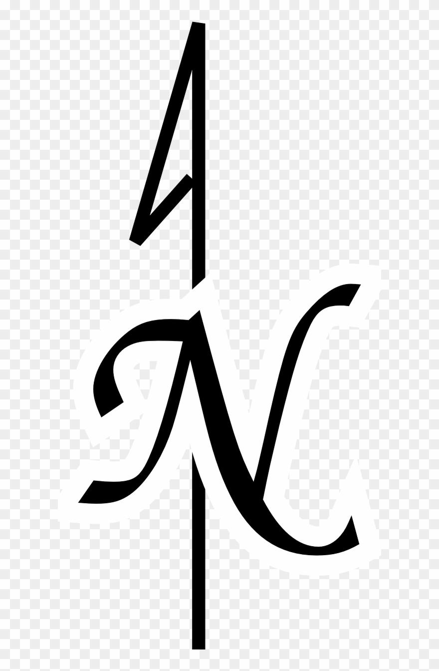 Map North Symbol Clipart (#218342).