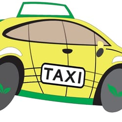 North Myrtle Beach Taxi Cab.