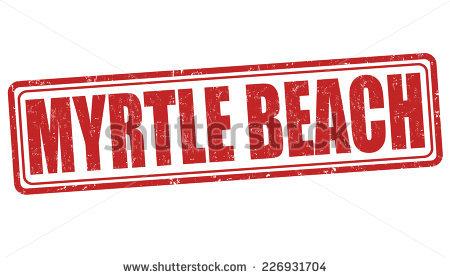 Myrtle Beach South Carolina Stock Vectors & Vector Clip Art.
