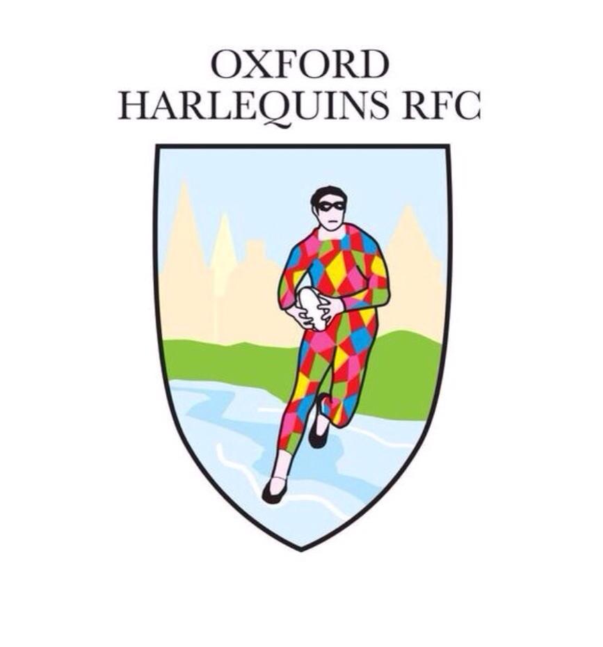 Oxford Harlequins Rugby Football Club.