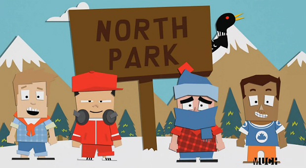 North Park is just like South Park, but with universal healthcare.