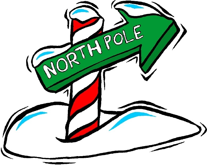 North Pole Clipart Images.
