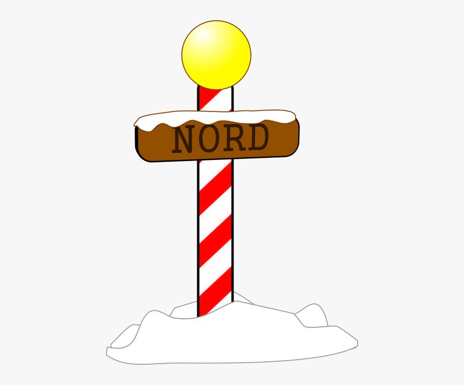 North Pole Arctic Christmas.