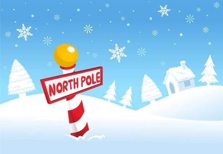 12,052 North Pole Stock Vector Illustration And Royalty Free.