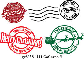 North Pole Clip Art.
