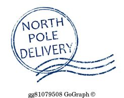 North Pole Clip Art.