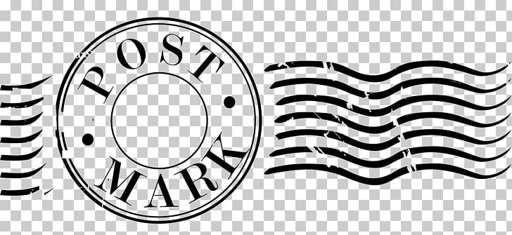 Vrisa Postmark Afacere North Pole , vintage postmark PNG.