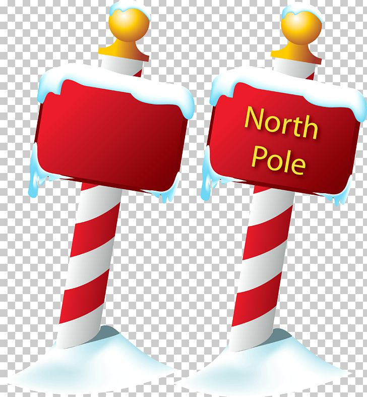 North Pole Santa Claus Christmas PNG, Clipart, Candy Cane.