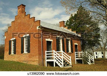 Stock Photography of Halifax, NC, North Carolina, Historic Halifax.