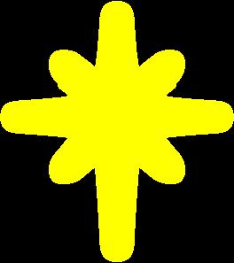 North Star Clip Art.